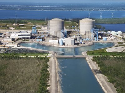 Atlantic LNG 4 liquefaction Expansion Project, West Indies